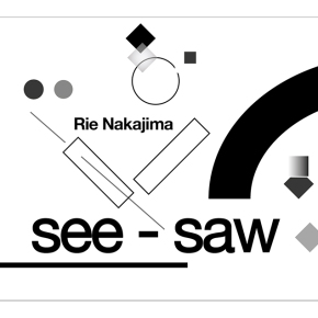 Cluster#13: See - Saw / Rie Nakajima solo exhibition