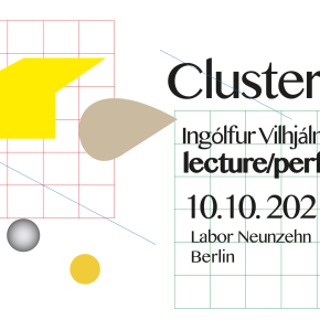 Cluster #16.Extended techniques on the clarinets / Lecture performance w/ Ingólfur Vilhjálmsson